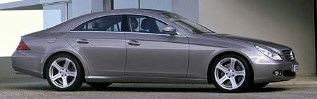 Mercedes CLS: zahájení prodeje v Německu