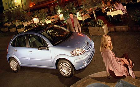 Citroën chystá model C3 se systémem Stop & Start