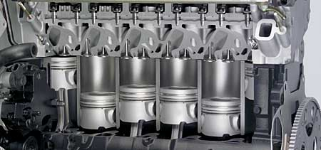 BMW 535d Twin Turbo: Dvoustupňové přeplňování sériově