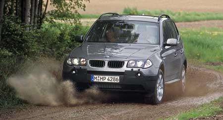 Čtyřválcový diesel 2.0d pro BMW X3