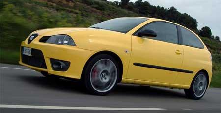 Seat: další silná Ibiza Cupra na český trh