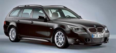 P�tkov� BMW 2005: M paket a vylep�en� v�bava