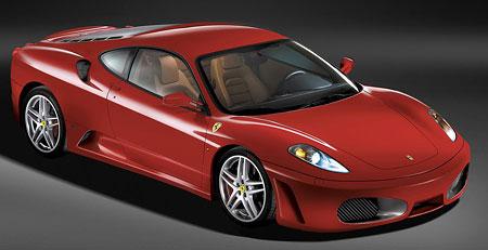 Nové Ferrari F430: Důvod proč jet v září do Paříže