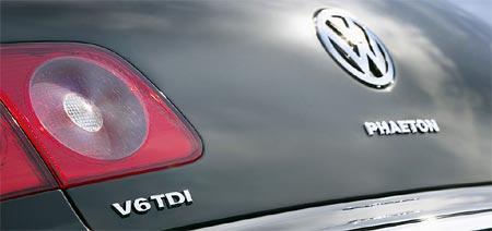VW Phaeton 2005: Nový motor