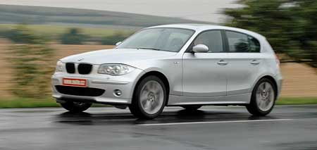 Prvn� j�zdn� dojmy: BMW 1