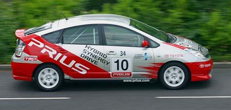 Toyota Prius GT: hybridní show-car bude v Paříži
