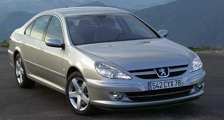 Peugeot 607 s novou tváří a vznětovým šestiválcem