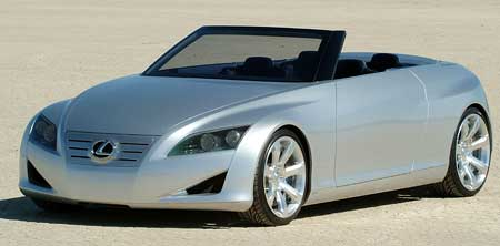 Lexus v Paříži: evropská premiéra konceptu LF-C
