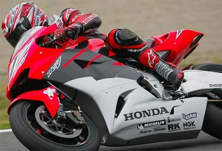 GP Japonska – Honda obsadila všechna pole positioan