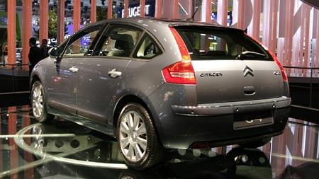 Citroën C4: bohatá nabídka motorů