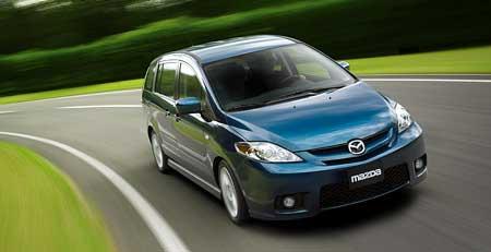 Mazda5: rodinný koráb s tváří dravce