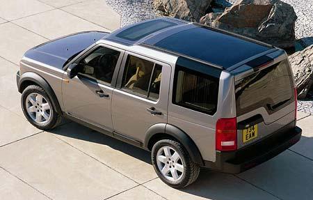Land Rover Discovery 3: české ceny