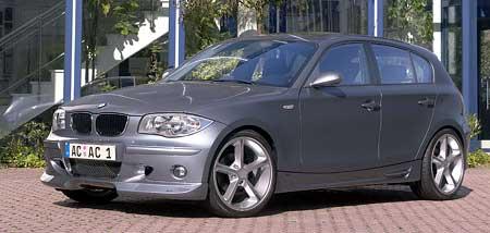 AC Schnitzer ACS1 – sportovnější BMW 1
