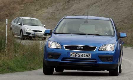 Nový Ford Focus – První jízdní dojmy