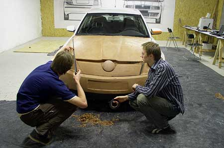 Jak vznikala Škoda ENVE? (rozhovor s autory)