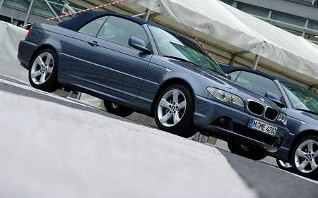 BMW 320Cd Cabrio: naše první jízdní dojmy