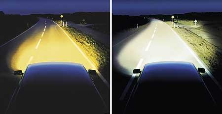 Xenonová světla Bosch pro dodatečnou montáž