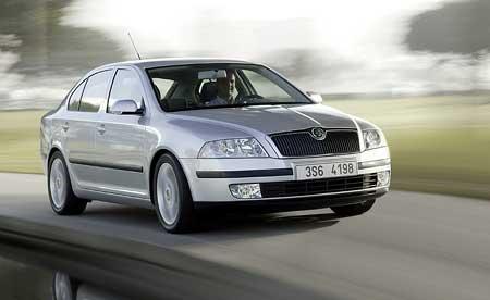 Britský časopis WhatCar: Octavia poráží Avensis, Mondeo, Vectru a 407