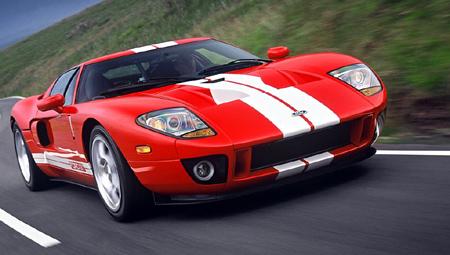 Ford GT: cena 4,5 milionu, prvn� majitel v �esku