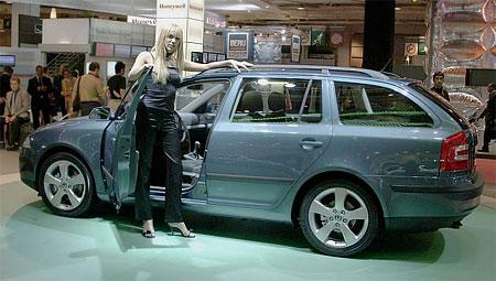 Nová Škoda Octavia Combi za 499.900 Kč
