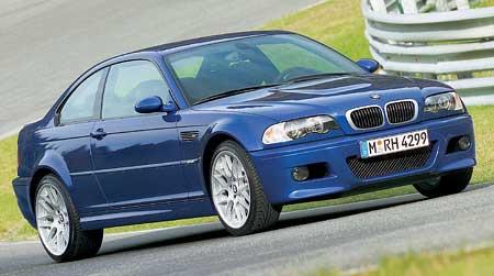 BMW M3 Coupé s novým sportovním paketem
