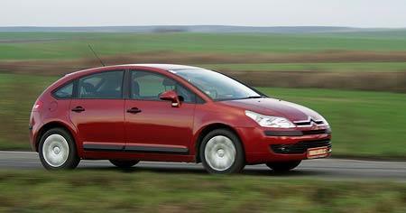 Citroën C4 - naše jízdní dojmy