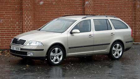 Škoda Octavia Combi – první jízdní dojmy