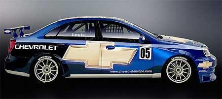 Za Chevrolet pojede WTCC Alan Menu a Nicola Larini