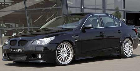 Hamann BMW HM 5,2 – k čemu M5?