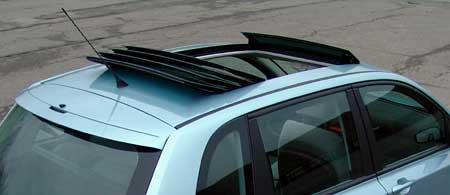 Zajímavé detaily (5.díl): Fiat Stilo střecha Skydome (video)