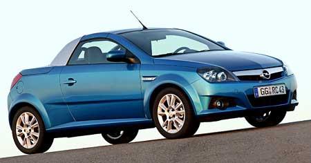 Opel Tigra Twin Top: nový nafťák pod kapotou