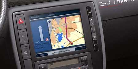 Navigace v autě (1. díl): vestavěné navigační systémy