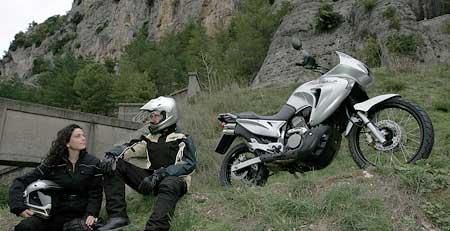 Honda XL650V Transalp: horský vůdce po plastice