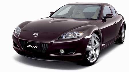 MazdaRX-8 Sport Prestige Limited: asijská ušlechtilost