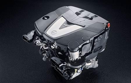 Nový motor Mercedes-Benz V6 CDI: třílitrová výzva