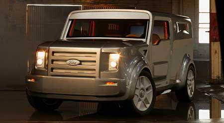 Ford SynUs: malý tank do města