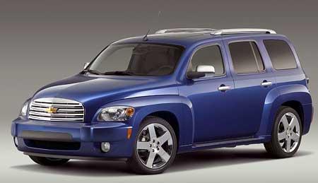 Chevrolet HHR zaútočí na PT Cruiser