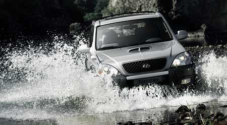 Hyundai Terracan 2005: výkonnější turbodiesel na českém trhu