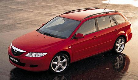 Mazda začíná rok 2005 slevami