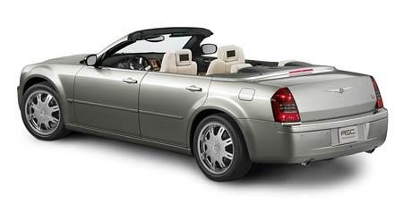 ASC Helios: u��zli st�echu Chrysleru 300 C