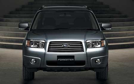 Subaru Forester mění tvář