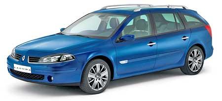 Renault Laguna 2005: nyní již oficiálně