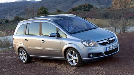 Nový Opel Zafira: světová premiéra v Ženevě