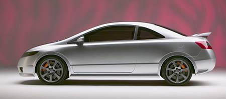 Honda Civic Si Concept: přivítejte nový Type-R