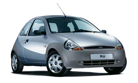 Ford Ka: lehký facelift veterána