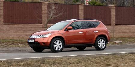 Nissan Murano: naše první jízdní dojmy