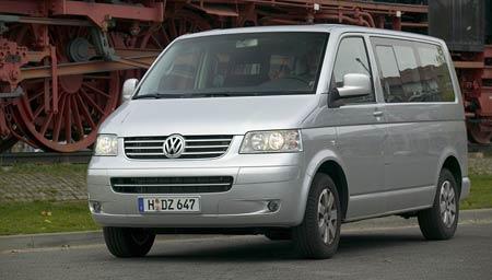 Nový VW Caravelle na českém trhu