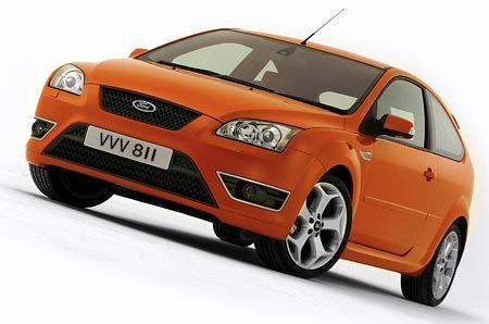 Ford Focus ST: sportovní srdce
