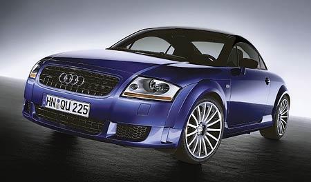 Audi TT Quattro Sport: útok na vrchol
