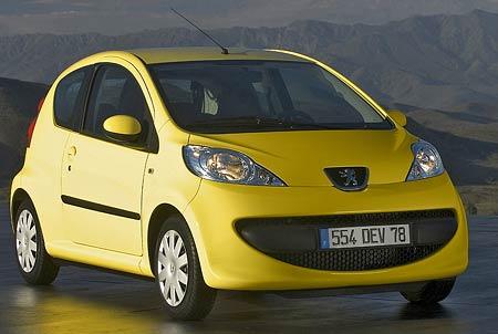 Ženeva živě: Peugeot 107 (doplněna cena v ČR!)